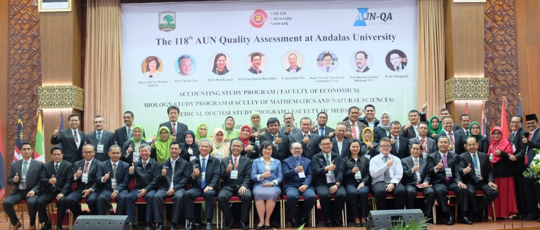 ASEAN University Network - Quality Assurance, Universitas Andalas